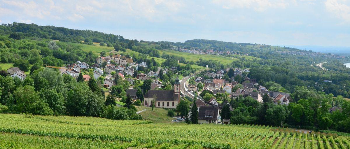 k-Bad Bellingen vom Helberg
