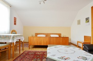 """Ferienwohnung Bad Bellingen """"Studio"""" im Haus Sonnenschein"""
